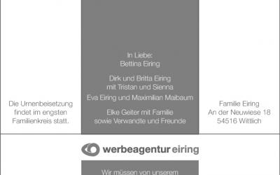 † Jan Eiring