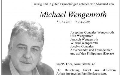 † Michael Wengenroth