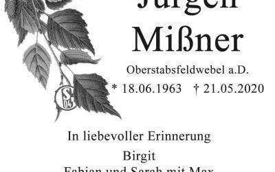 † Jürgen Mißner