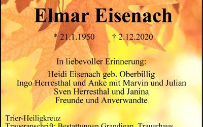 † Elmar Eisenach
