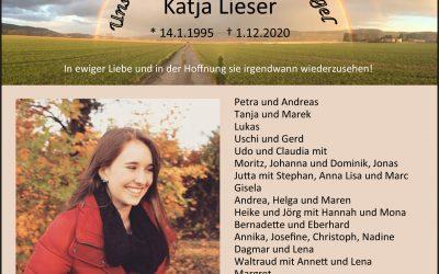 † Katja Lieser