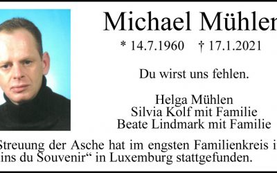 † Michael Mühlen