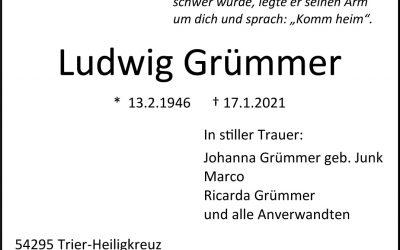 † Ludwig Grümmer